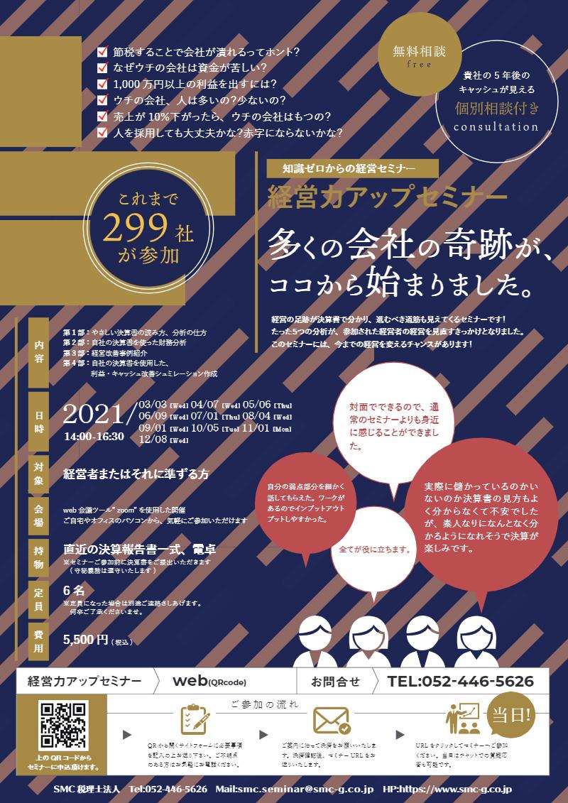 SMC経営セミナー・経営塾イメージ